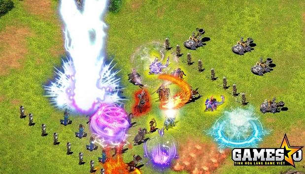 Game chiến thuật hiện nay chú trọng bề ngoài hơn cả gameplay