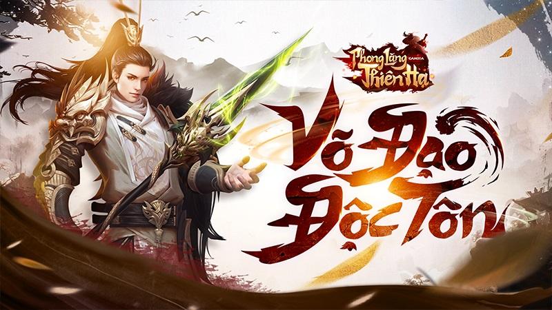 Phong Lăng Thiên Hạ - Tựa game kiếm hiệp được mong chờ nhất 2020 đến từ NPH Gamota
