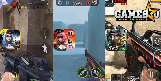"""""""Sinh sau đẻ muộn"""" so với những đối thủ khác ở dòng game mobile bắn súng chắc chắn sẽ ảnh hưởng lớn tới mức độ thành công của PKM"""