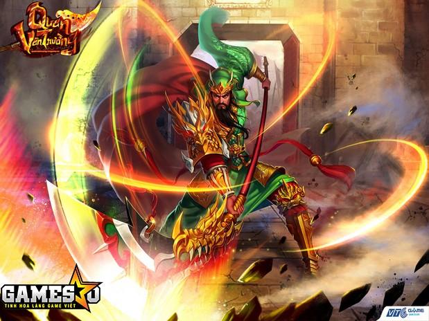 VTC Game đã khởi động dự án phát hành Quan Vân Trường tại Việt Nam từ lâu
