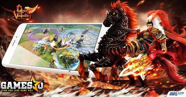 """""""Toàn bộ đồ họa in-game cũng như hiệu ứng nhân vật, thao tác khi chiến đấu, kỹ năng xuất chiêu đều được tối ưu hóa đẹp mắt nhất và tráng lệ nhất"""", VTC Game trao đổi với GameSao về quá trình hoàn thiện Quan Vân Trường"""