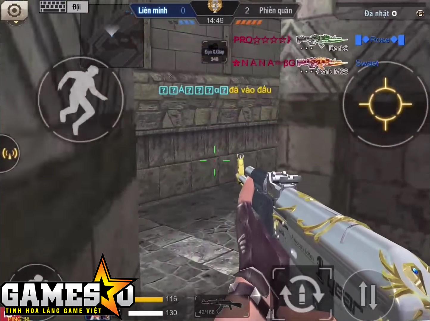 AK bạc, khẩu súng được VTC Mobile đưa vào Tập Kích để vinh danh ProGK