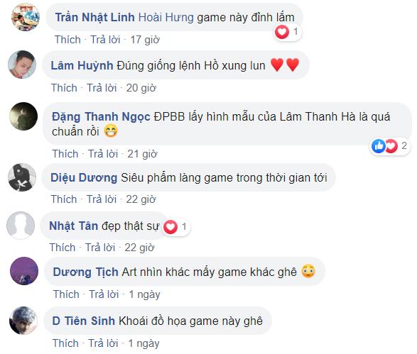 Cộng đồng game thủ Việt dành những lời có cánh cho Tân Tiếu Ngạo VNG trong lúc chờ được chạm tay vào game