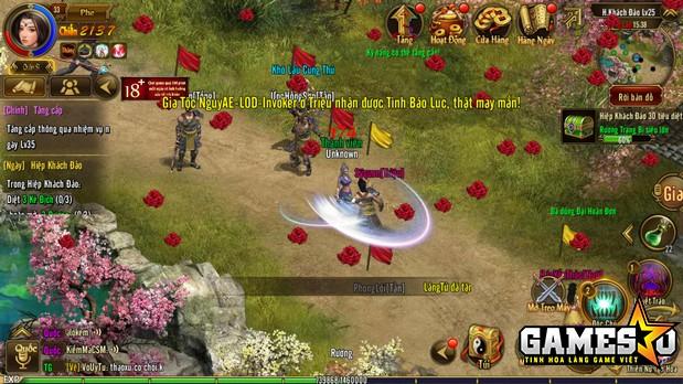 Rất khó để người chơi kịp đưa ra phản xạ thích hợp khi giao chiến