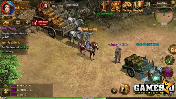 Cũng có ý kiến cho rằng, tốc độ Vận Tiêu hiện giờ đã vừa đủ để người chơi dễ dàng cướp tiêu trong Chinh Đồ 1 Mobile