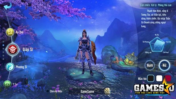"""Nữ Giáp Sĩ và Nam Y Sư được thêm vào Thiện Nữ Mobile """"vì muốn chiều lòng người chơi"""", theo thông cáo báo chí cửa VNG"""