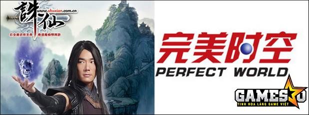 """""""Perfect World (Trung Quốc) hiện đang là công ty sở hữu toàn bộ bản quyền thương hiệu 'Tru Tiên' của nhà văn Tiêu Đỉnh trên toàn thế giới"""", thông cáo báo chí của Gamota đề cập"""