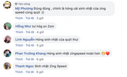 Mong lắm, ngày offline sinh nhật ZingSpeed Mobile