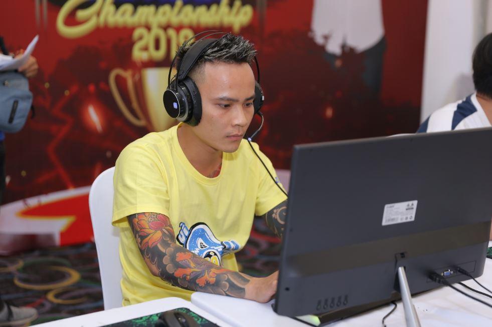 Phạm Tuyền của FC Hà Nội