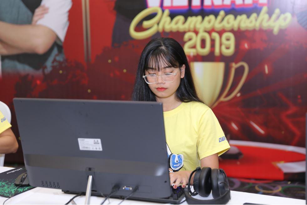 Cô gái duy nhất của FC Hà Nội - Đào Quỳnh Thảo