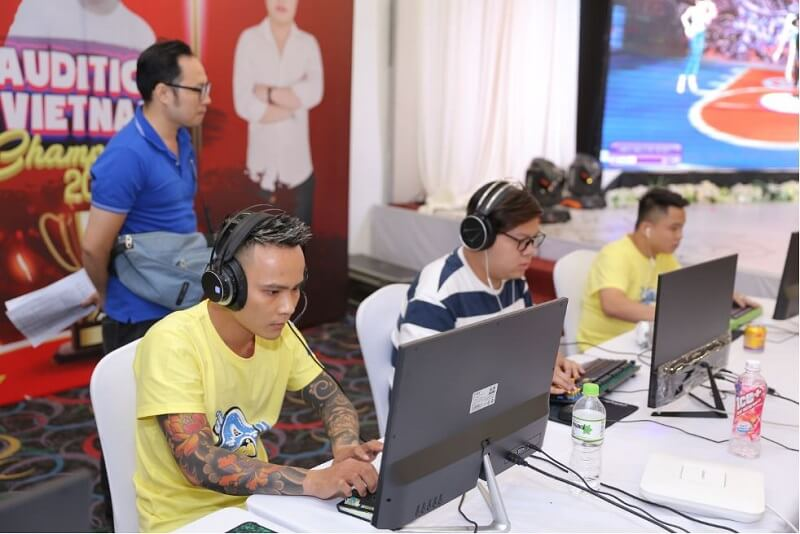 12 VĐV của Audition Vietnam Championship đã cống hiến cho người xem những trận đấu mãn nhãn tuyệt vời