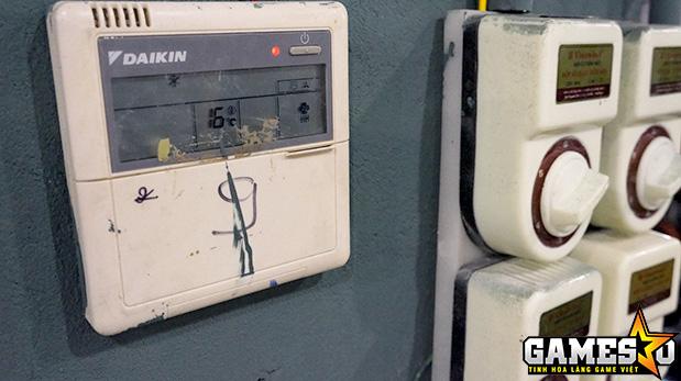 Hệ thống điều hòa làm mát tại Cyzone Esports Stadium
