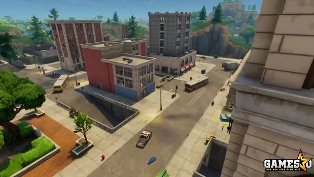 Fortnite: Battle Royale sẽ có thêm cả một thành phố mới - ảnh 2