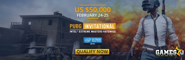 PUBG sẽ có riêng một giải đấu trị giá 50,000 USD tại IEM Katowice - ảnh 1