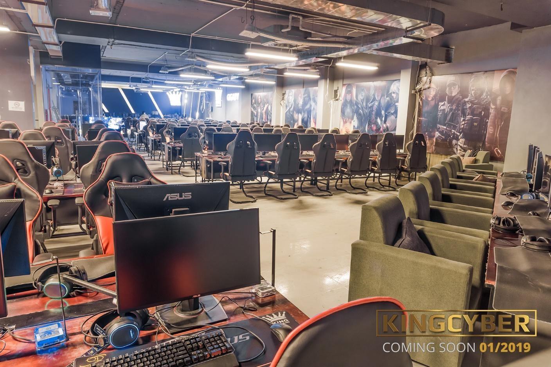 Với 200 máy tính phân thành nhiều khu vực đem lại các mức giá hợp lý cho game thủ