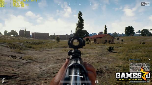 Pubg Gameplay On Line: PlayerUnknown's Battlegrounds Chạm Mốc Bốn Triệu Bản Bán
