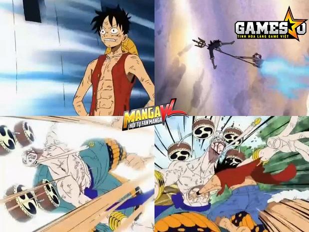 """Cả Noland và Luffy đều từng đánh bại những thế lực """"ma quỷ"""", """"thần thánh""""…"""