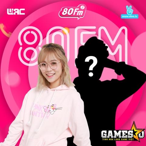 """... giả trong chương trình 80FM do chính cô nàng làm chủ xị. Ở những mùa  trước, MisThy đã """"bắt cóc"""" khá nhiều khách mời để kết nối yêu thương với  khán giả."""