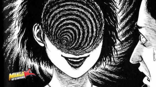 Nỗi ám ảnh về vòng xoắn ốc đã giúp Uzumaki trở thành tượng đài về loạt Manga kinh dị