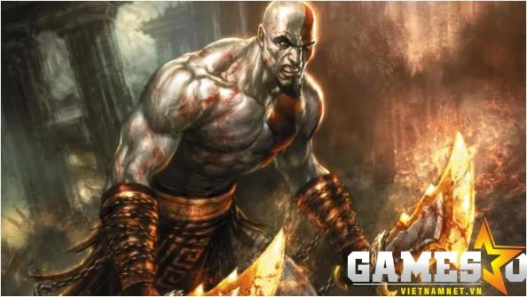 Kratos của God of War