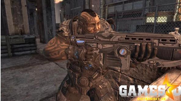 Tai Kaliso của Gears of War 2