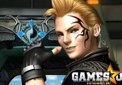 Zell Dincht của Final Fantasy 8