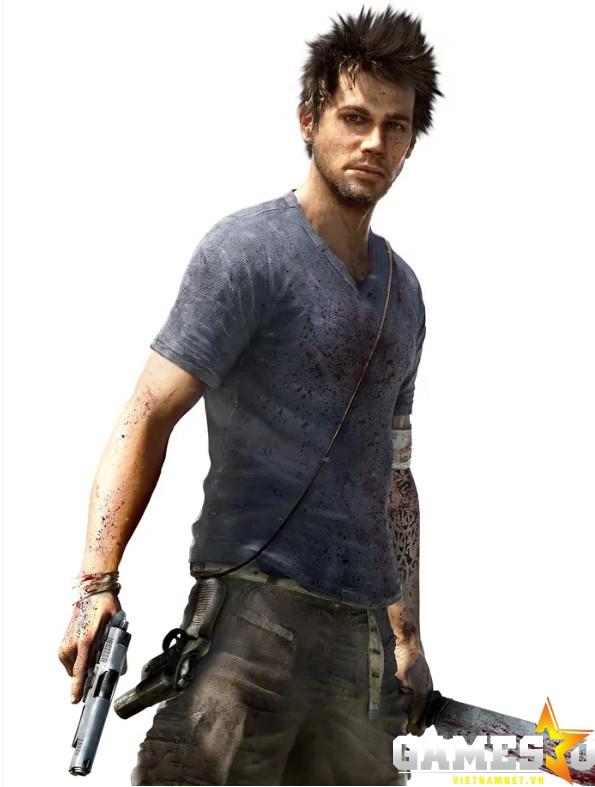 Jason Brody của Far Cry 3