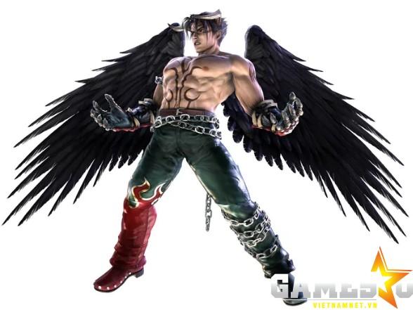 Jin Kazama của Tekken
