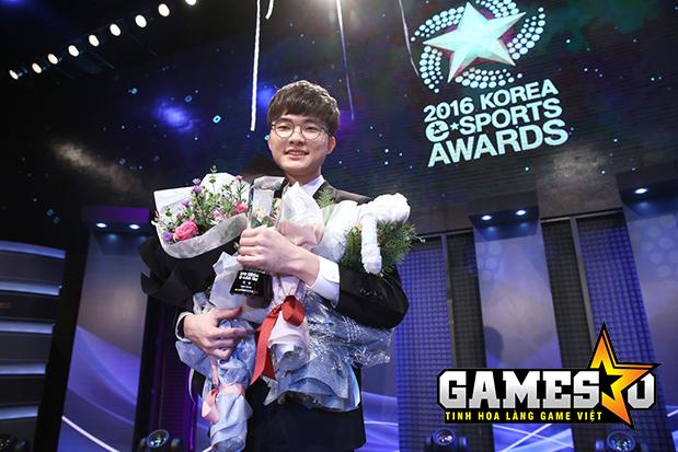 Faker vẫn tiếp tục trở thành biểu tượng của nền eSports Hàn Quốc trong năm 2016