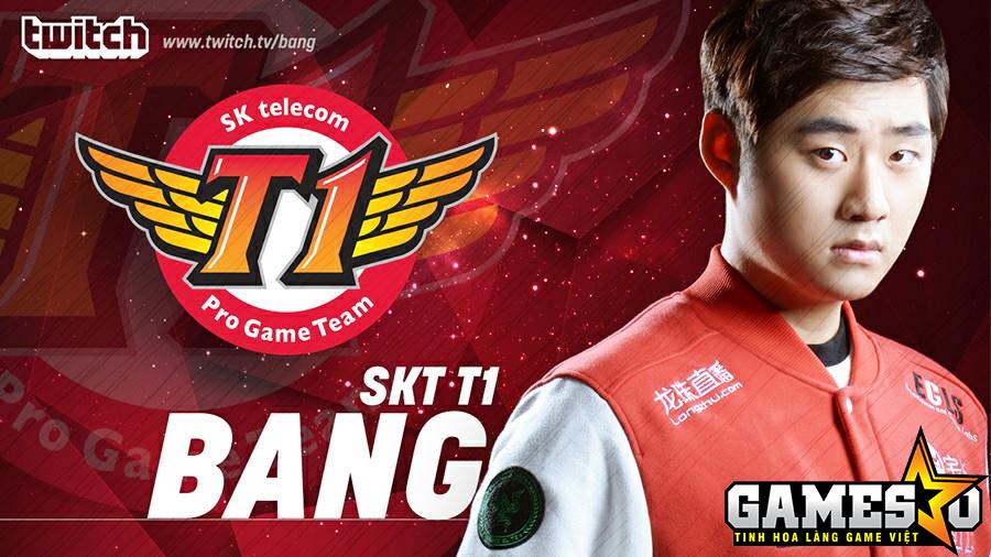 Streamer Bang và SKT T1 Bang là hai con người hoàn toàn khác nhau