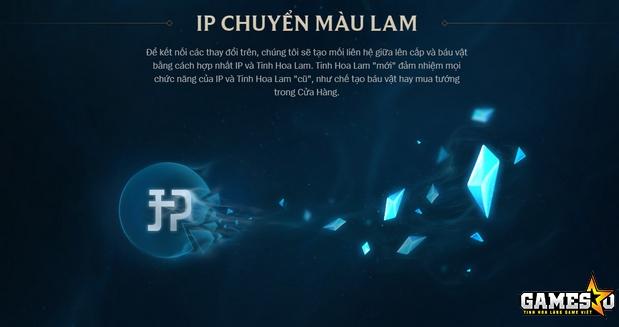 LMHT: Kiếm Tinh Hoa Lam sẽ dễ dàng hơn trước - ảnh 1