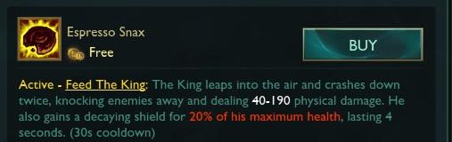Vua Poro dậm xung quanh, đẩy văng kẻ đich và nhận một lớp giáp