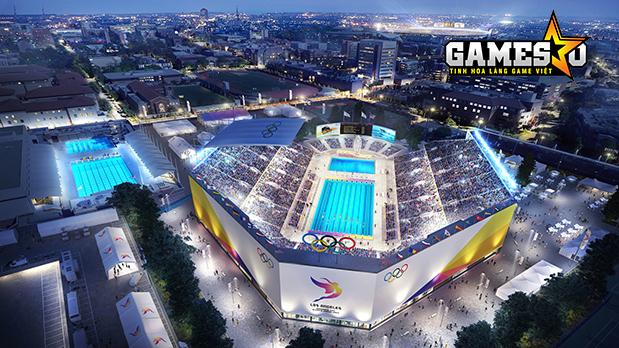 Giới vận động muốn tích hợp công nghệ tiên tiến của eSports vào Thế vận hội mùa hè để làm điểm nhấn cho LA 2024