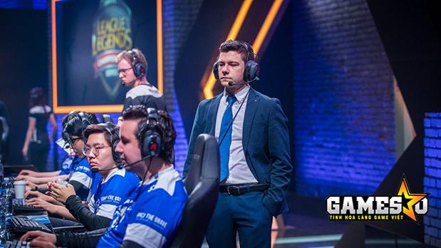 Tình hình khả quan của GIANTS ở cuối mùa giải vừa qua đã giúp cho Lozark tiếp tục nhận được sự tin tưởng của tổ chức