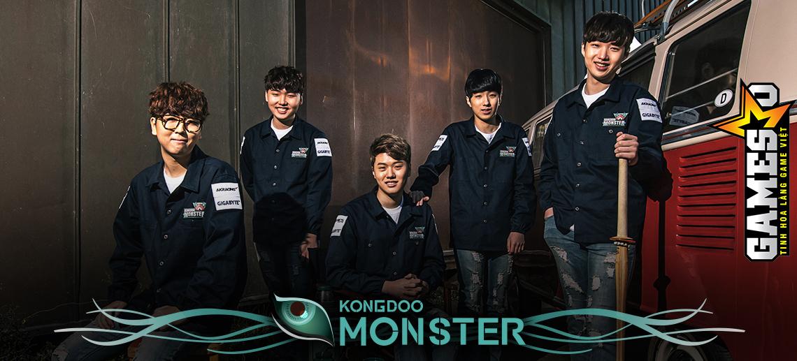 Kongdoo đã giành suất thăng hạng LCK Mùa Xuân 2017 và mới đây cũng đã lọt vào Chung kết KeSPA Cup 2016 để giành suất tham dự IEM Gyeonggi Mùa XI