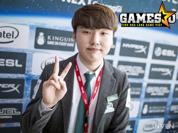 SSol đang tỏ ra khá tự tin về cơ hội chiến thắng của Kongdoo trước Samsung