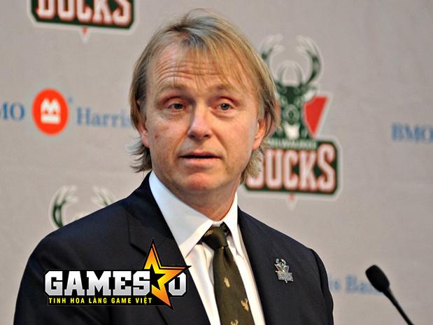 Wes Edens, đồng sở hữu của CLB bóng rổ Milwaukee Bucks đang thi đấu tại NBA, được cho là sẽ đầu tư khoảng 2,5 triệu USD cho con trai bước chân vào lĩnh vực eSports