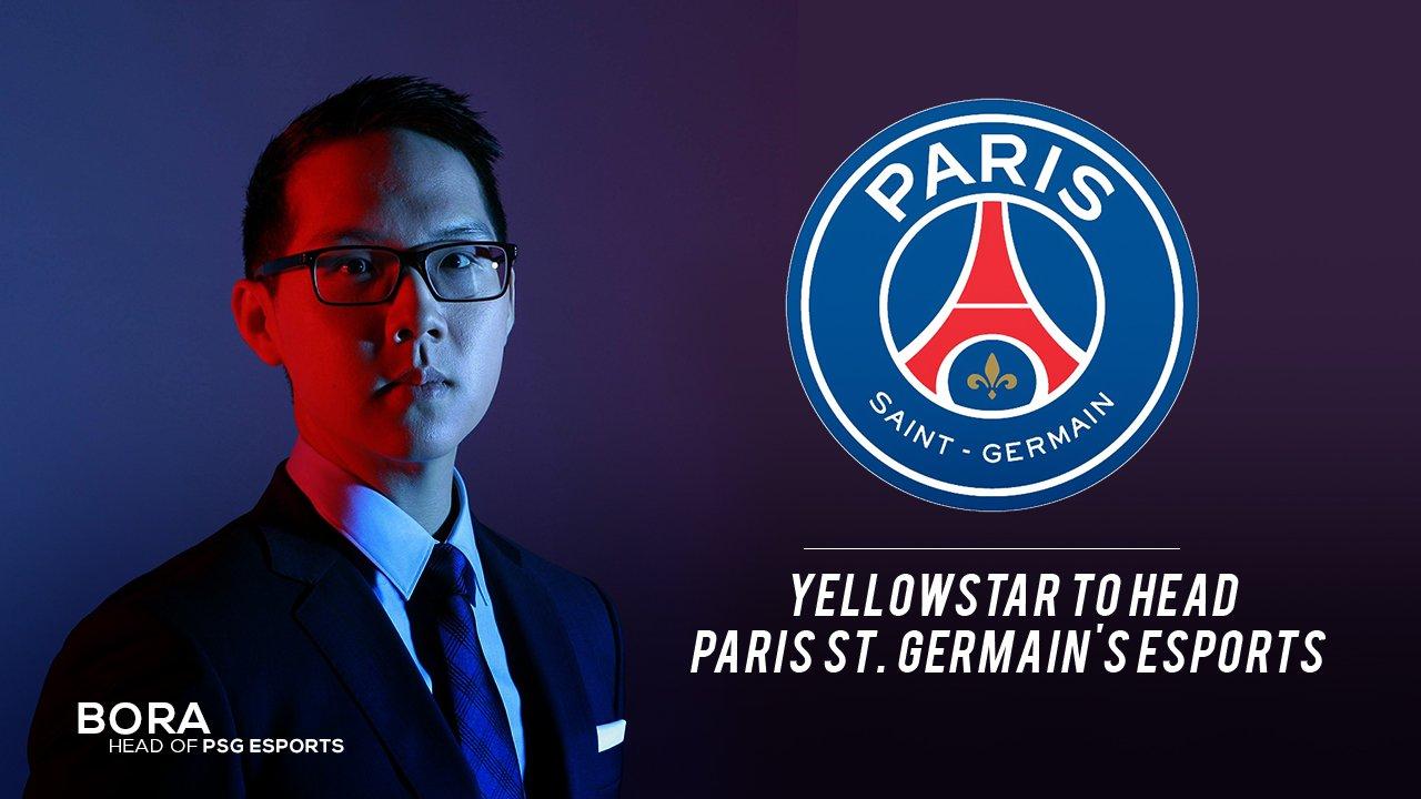PSG được cho là đã đầu tư khoảng 20 triệu Euro vào eSports và YellOwStaR là người được tin tưởng để tạo dựng thương hiệu cho đội tuyển