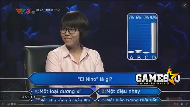 """""""Không biết khán giả có chọn đúng không?!"""", người chơi Quyên nói"""