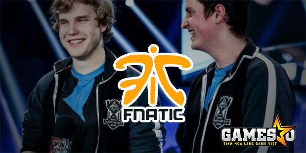 """Sau hai mùa giải chơi cho Origen, sOAZ đã """"dắt"""" thêm Amazing về với Fnatic"""