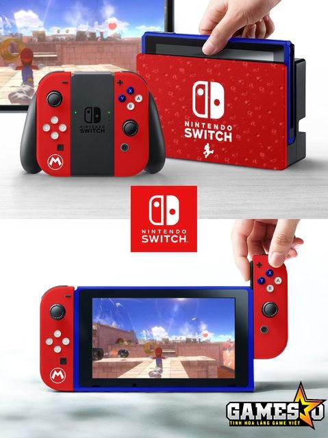 Ý tưởng từ Mario là không thể thiếu