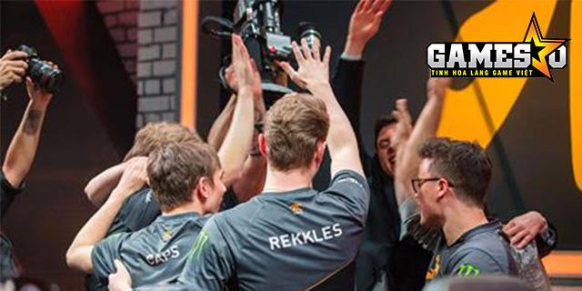 Fnatic đã có được điểm số đầu tiên tại LCS Châu Âu Mùa Xuân 2017 sau hai trận đấu