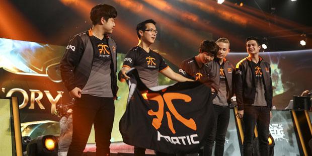 Một mùa giải 2015 đại thành công đã trở thành ký ức đối với Fnatic.
