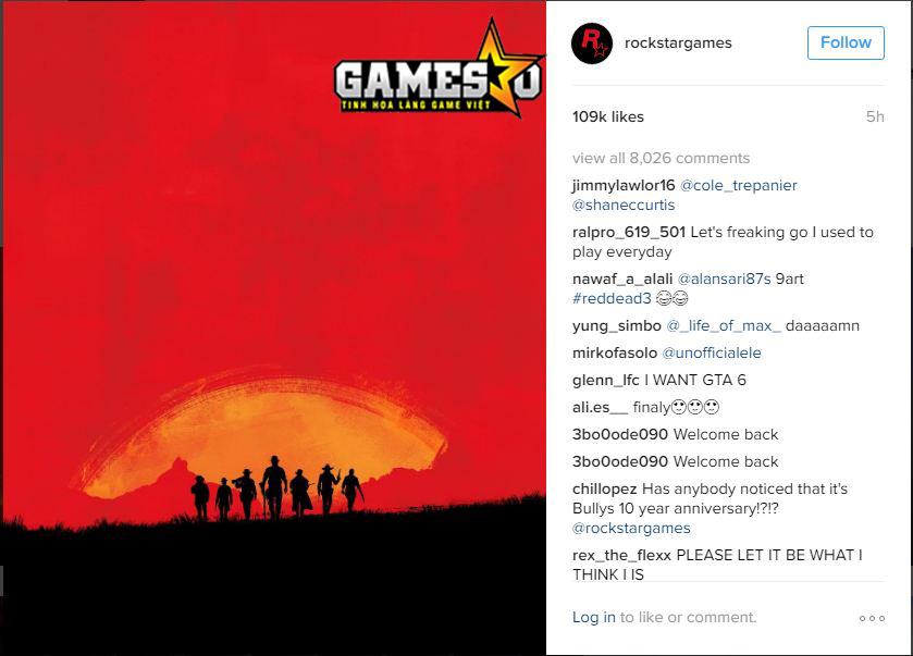 Red Dead Redemption mới sắp lộ diện? - ảnh 4