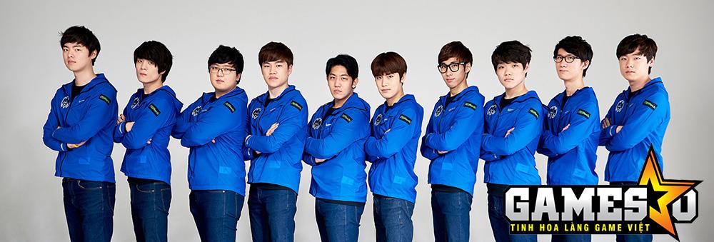 Expession cùng Crash là 2/10 cái tên được Longzhu giữ lại trong đội hình mùa giải 2017