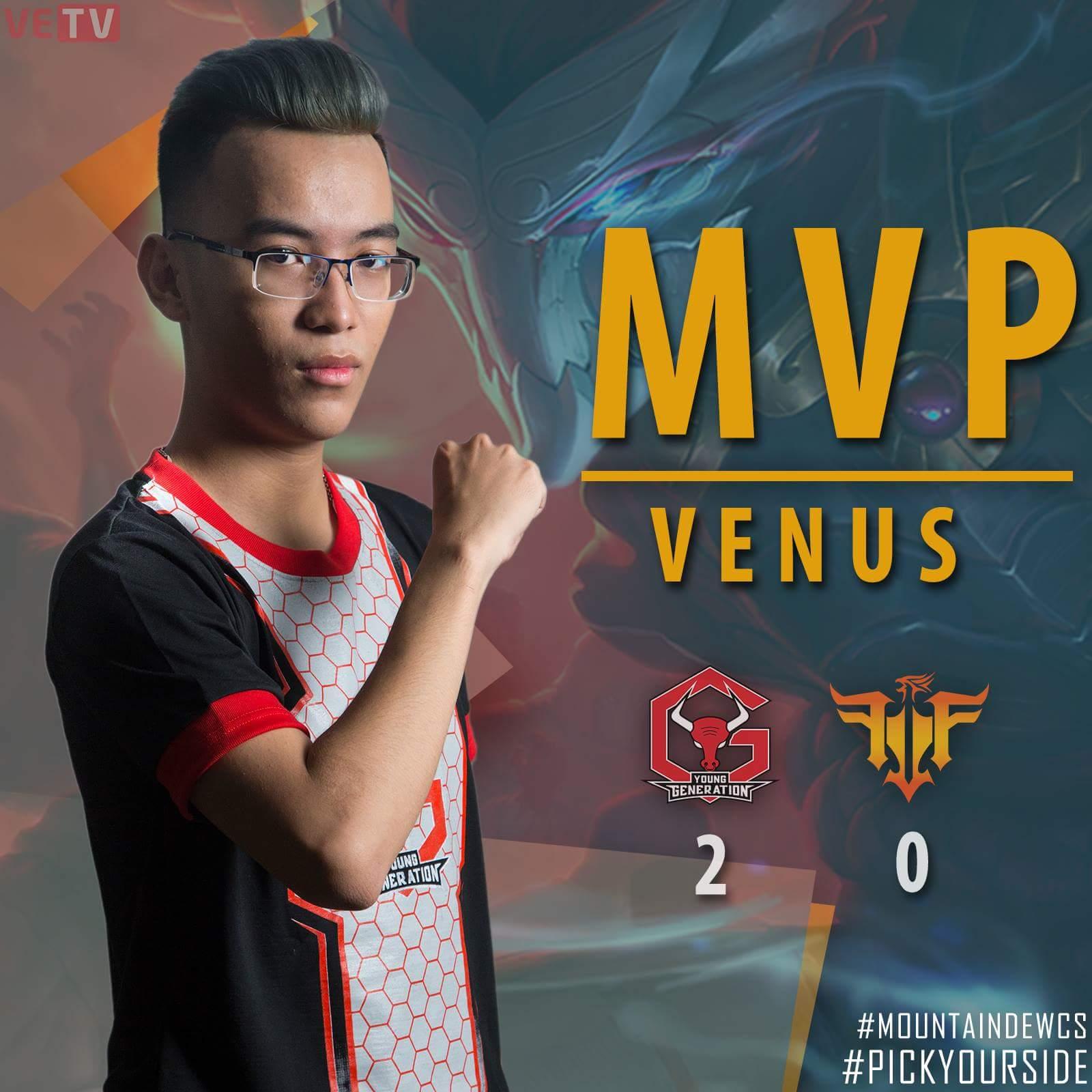 YG Venus gây ấn tượng với Yasuo đi rừng trong chiến thắng trước FFQ