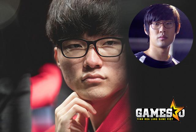 Faker tỏ ra rất tôn trọng Ambition, cựu binh hiện đang thi đấu cho Samsung