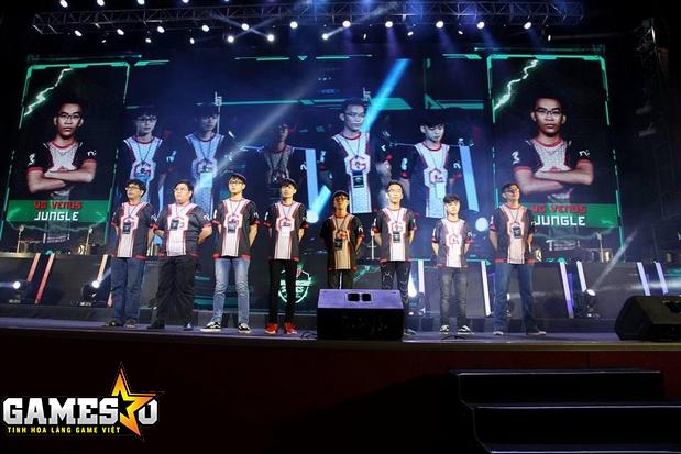 Tân binh YG giành được ngôi Á quân tại MDCS Mùa Xuân 2017