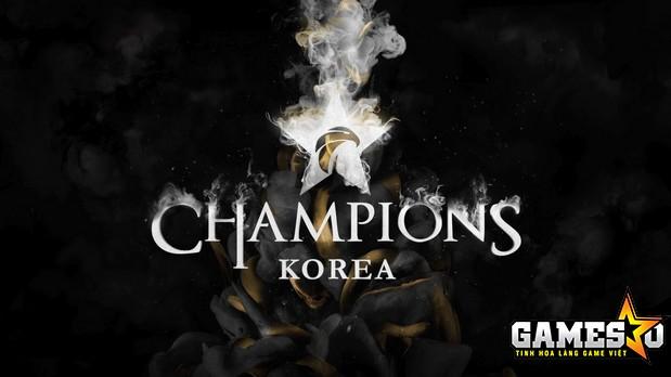 Hàn Quốc sở hữu giải đấu LMHT nội địa số một thế giới - LoL Champions Korea (LCK)