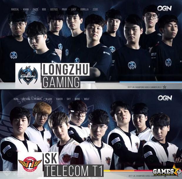 Sau Samsung Galaxy, Afreeca Freecs và Jin Air Green Wings, LZ là đội tuyển mới nhất đánh bại SKT với cùng tỉ số 2-0